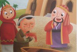 Kumpulan cerita cerita dongeng Irak : Raja, Ratu, dan Seorang Nelayan