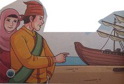 Legenda Cerita Malin Kundang Asli Sumatera Barat Indonesia