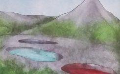 Legenda Telaga Warna – Cerita Rakyat Sumba