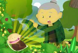 Dongeng Legenda Jawa Tengah : Cerita Timun Mas