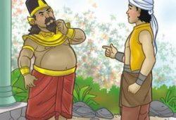 Naskah Drama Cerita Rakyat : Aji Saka