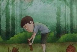 Ringkasan Cerita Anak H.C. Andersen : Dongeng Si Raja Kayu