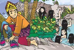Ringkasan Cerita Jaka Tarub dan 7 Bidadari + Hikmahnya