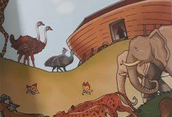 Yuk Kita Baca Kisah Nabi Nuh a.s. Lengkap untuk Kita Ambil Hikmahnya