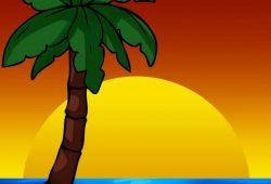 Cerita Anak : Asal Mula Pohon Kelapa