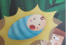 Cerita Anak Terjemahan dari Jepang : Asal Usul Puteri Bambu