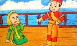 Cerita Rakyat Sumatera Barat: Malin Kundang