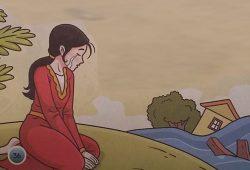 Cerita Dongeng Yang Pendek dari Bengkulu (Asal Mula Danau Dendam Tak Sudah)