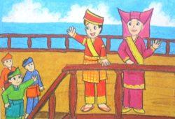 Cerita Dongeng Malin Kundang (Cerita Rakyat SumBar)