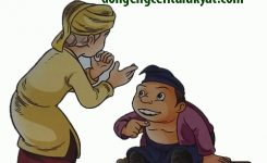 cerita rakyat bangka Bujang Katak