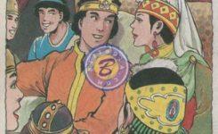 cerita rakyat dunia populer