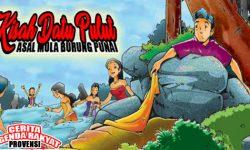 Cerita Rakyat Kalimantan Selatan Terbaik