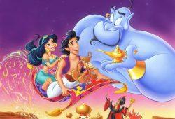 Kisah Aladin, Jin dan Lampu Wasiat