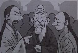Dongeng Cina : Hakim Paling Adil dan Si Kikir