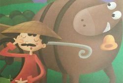 Kumpulan dongeng anak dunia : Kisah Petani Kelapa